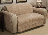 Slipcovers for Leather Couches | HomesFeed