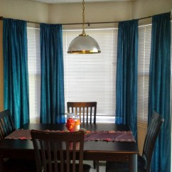 Kitchen Curtains For Bay Windows Cart Island Best Curtain Rods | Homesfeed