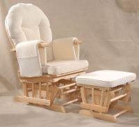 Luxury Nursing Chair. Picture Reclining Glider Chair ...