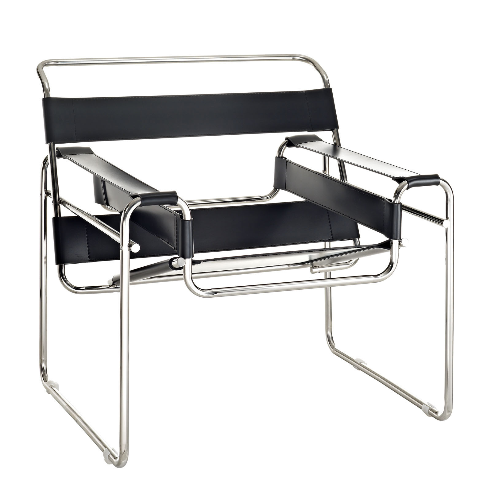 Unique Wassily Chair Reproduction  HomesFeed