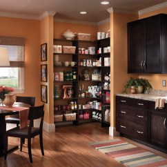Kitchen Pantry Shelving Systems Macy Table Sets Good Walk In Homesfeed