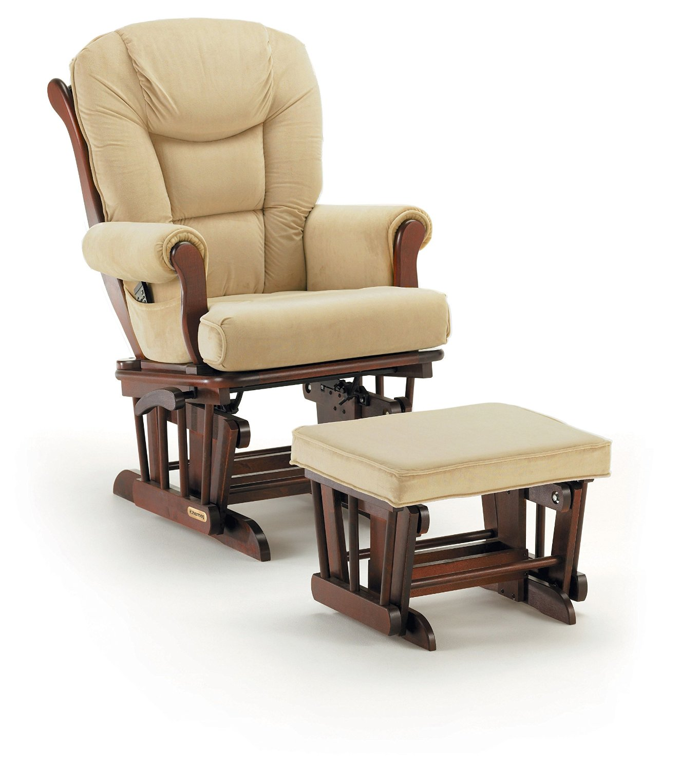 nursing glider or rocking chair adjustable office chairs best for homesfeed