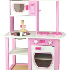 Play Kitchens For Boys Motionsense Kitchen Faucet Wooden Toy Little 'chefs' | Homesfeed