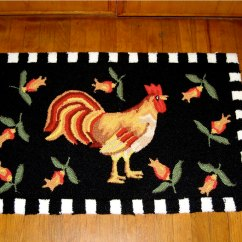 Rooster Kitchen Rug Sinks Okc Unique Rugs | Homesfeed