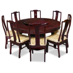 Round Dining Chairs Folding Chair Canadian Tire Perfect 8 Person Table Homesfeed
