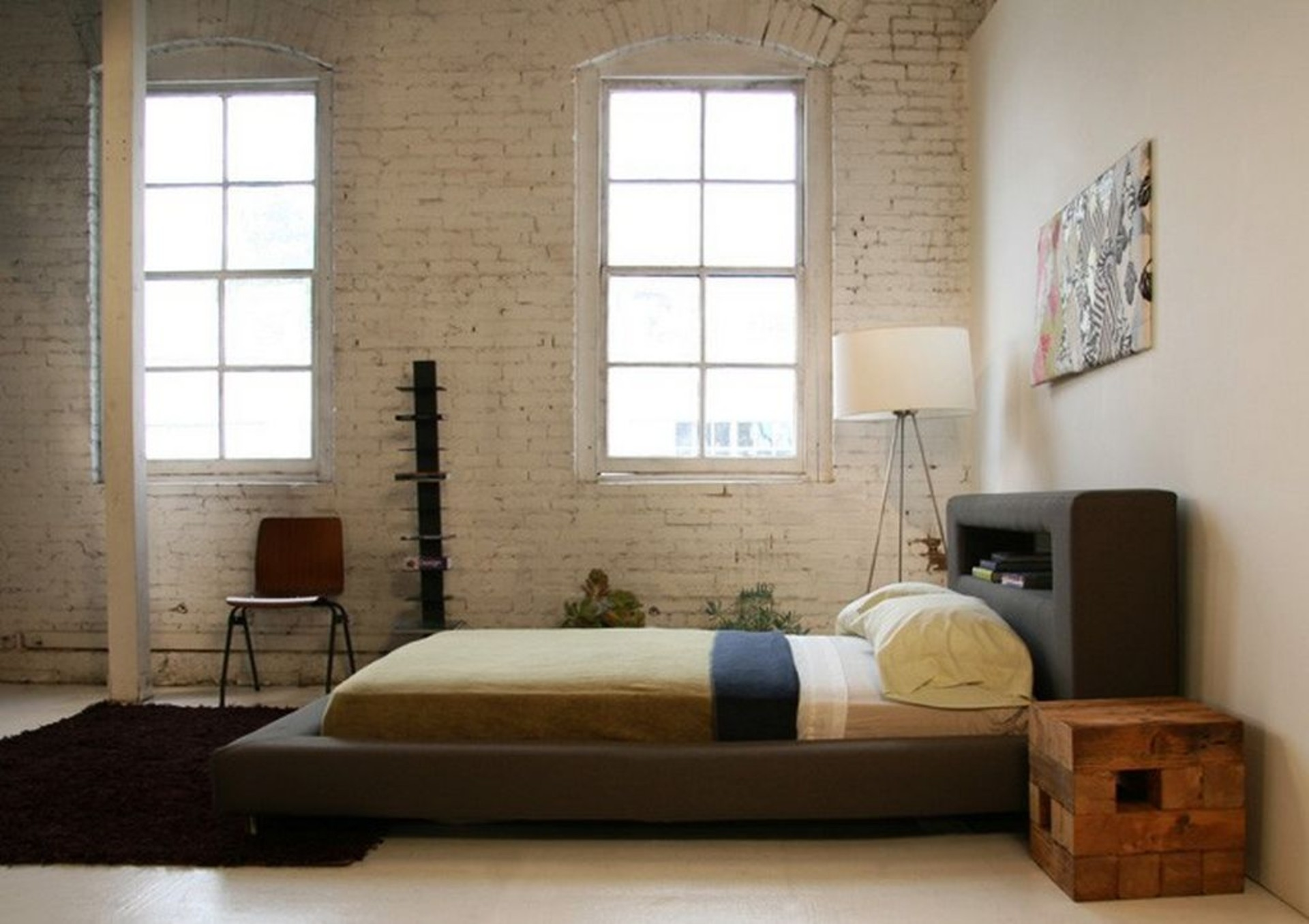 Minimalist Platform Bed Designs And Pictures