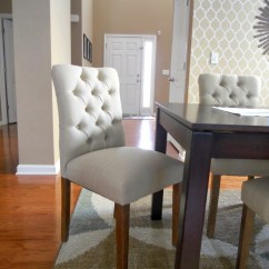 Dining Chair Covers Target Kitchen Table Chairs 2 Perfect Parsons Homesfeed