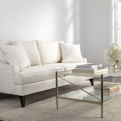 Ethan Allen Slipcover Sofa Reviews 2 Seater Leather Sofas At Dfs 90 Off Bennett