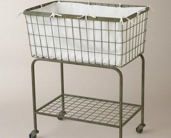 Good Laundry Baskets With Wheels Homesfeed