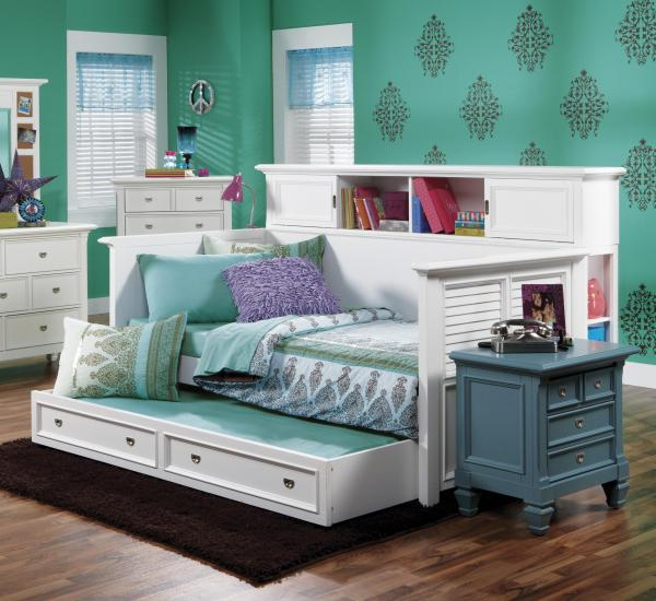 Full Daybed With Trundle Design And Homesfeed