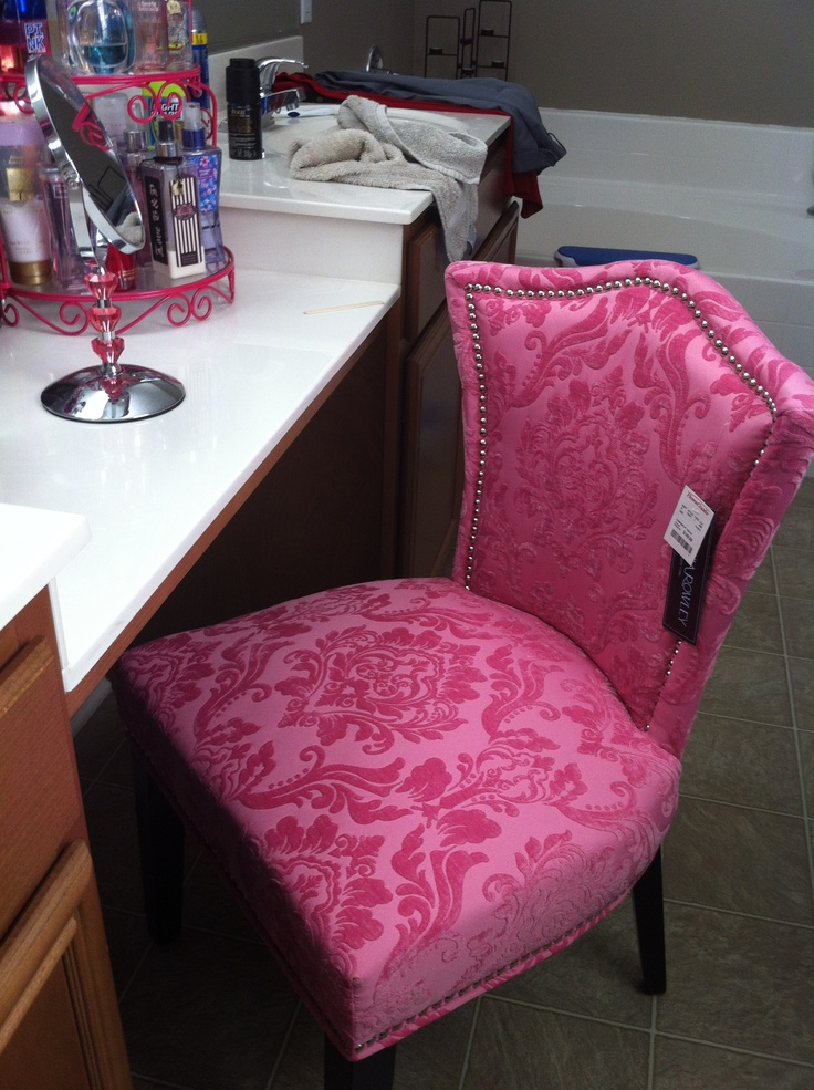 makeup vanity chairs rustic ladder back chair newest selections of | homesfeed