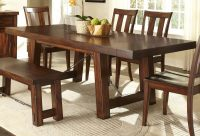 Awesome Dinette Sets With Bench | HomesFeed