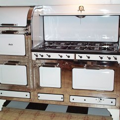 Antique Kitchen Appliances Linens Awesome Looking Stoves Homesfeed