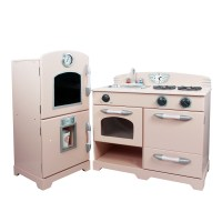Good Wood Play Kitchen Sets