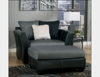 Two Person Chair With Ottoman - Home Design