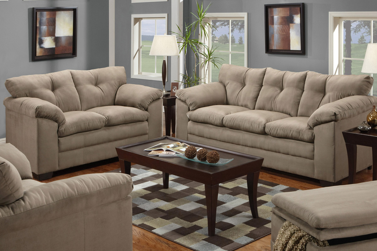sofa and loveseat set up jasper love your home for less awesome couch sets homesfeed