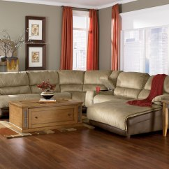Sectional Sofas And Recliners Best Way To Clean A Fabric Sofa Uk With Chaise Homesfeed