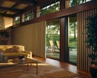 Simple Glass Door Coverings   HomesFeed