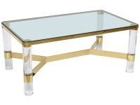 Amazing Lucite Coffee Table Ikea | HomesFeed
