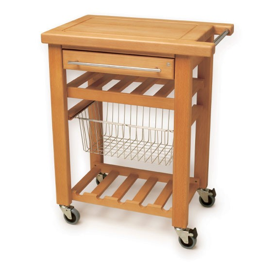 kitchen block on wheels stainless steel cabinets manufacturers get practical and movable carts with butcher blocks minimalist drawer larger metal wire basket