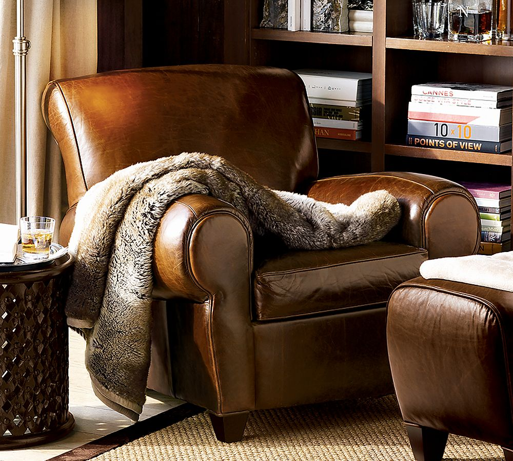 pottery barn club chair lower back pain wonderful manhattan sofa | homesfeed