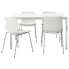 White Chair Ikea Quantum Wheelchair High Top Tables Homesfeed