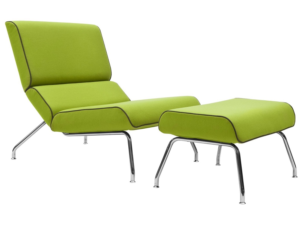 lime green sleeper sofa simmons beautyrest beds cool accent chair   homesfeed