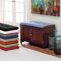 Comfortable Bench Pads Indoor | HomesFeed