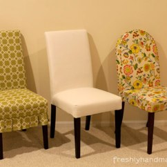 Dining Room Slipcovers Armless Chairs Adirondack Blueprints Perfect Parsons Target | Homesfeed
