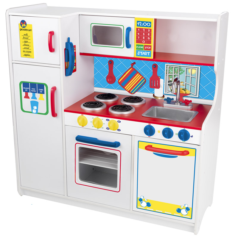 Play Kitchen Set For 8 Year Old