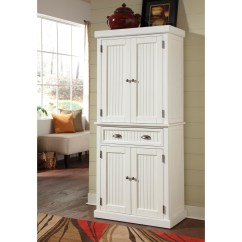 Free Standing Cabinets For Kitchen Contemporary Curtains Best Linen Closet Homesfeed