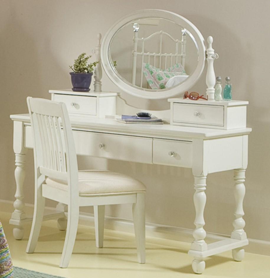 Newest Selections of Makeup Vanity Chair  HomesFeed