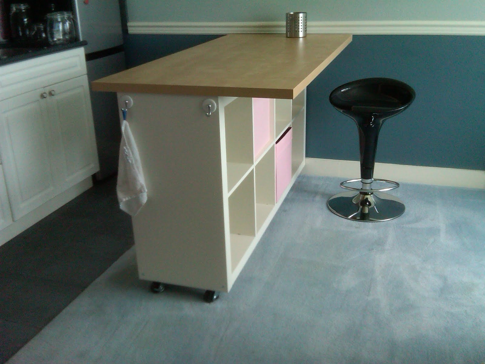 kitchen counter table estimate for cabinets ikea height design ideas homesfeed