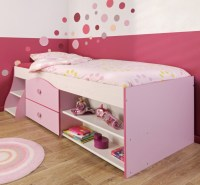 Kids Furniture: Toddler Beds with Storage