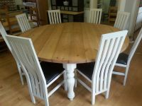 Stunning Round Dining Room Table For 8 Photos Room Design ...