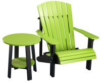 Cool Lime Green Accent Chair | HomesFeed