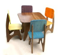 Perfect Table And Chair Set For Toddlers | HomesFeed