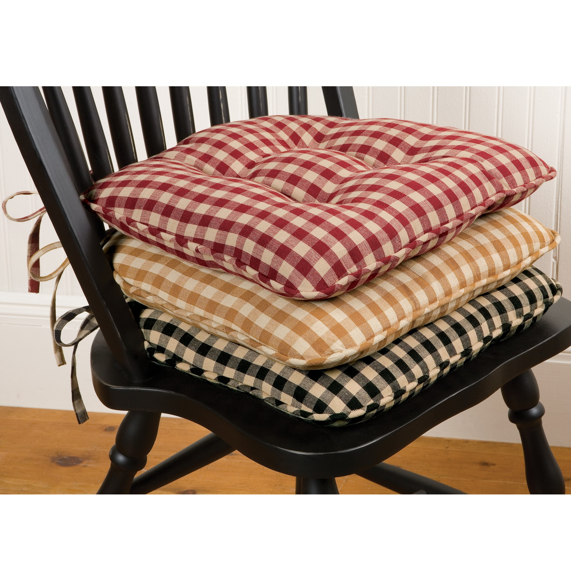 Country Chair Pads Cozy and Stylish  HomesFeed