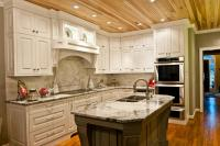 Natural Wood Ceiling Planks | HomesFeed