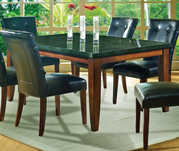 Granite Top Dining Table Sets
