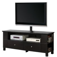 Cool Flat Screen TV Stands With Mount | HomesFeed