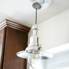Redesign Kitchen Play Ikea Good Convert Recessed Light To Pendant | Homesfeed