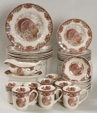 Pretty Thanksgiving Dinnerware Sets