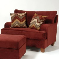 Perfect Chairs With Ottomans For Living Room | HomesFeed