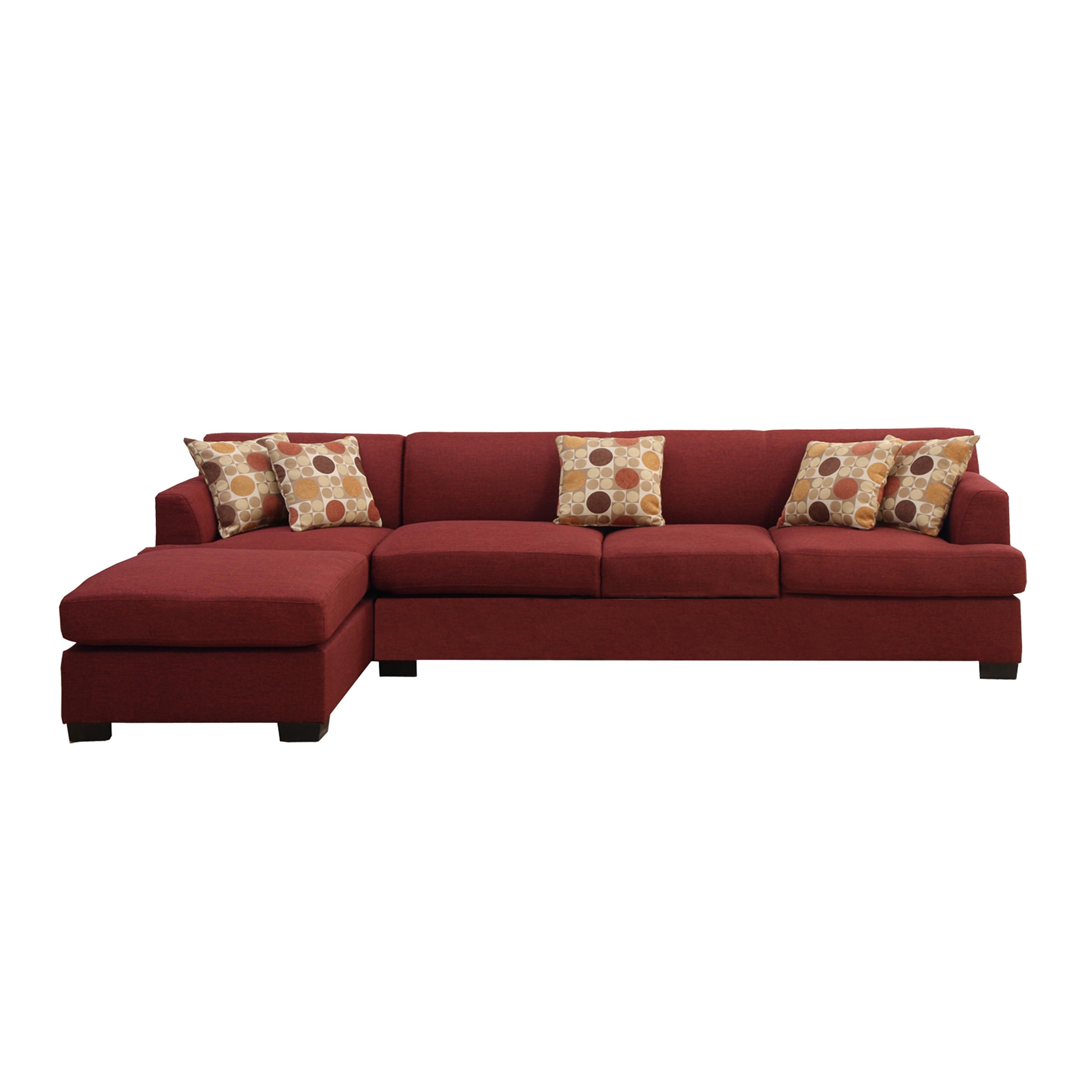 bobkona sectional sofa embly instructions venta de fundas para sofas en chile amazing poundex modular homesfeed