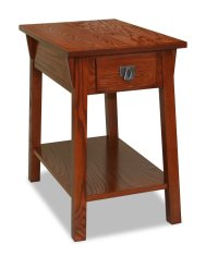 Perfect Small End Table With Drawer | HomesFeed