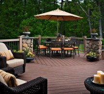 Awesome Home Deck Design Homesfeed