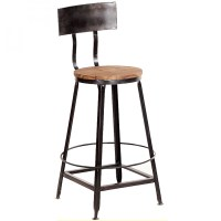 Amazing Vintage Metal Bar Stools | HomesFeed
