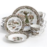 Pretty Thanksgiving Dinnerware Sets