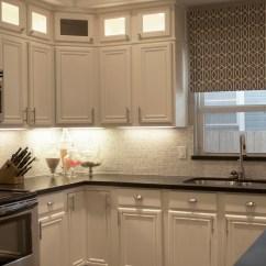 Stone Backsplash Kitchen Pull Out Faucet Carrara Marble Homesfeed